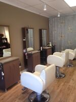 Hairstylist and Esthetician Rental Opportunity