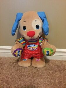 Fisher-Price® Laugh & Learn Dance & Play Puppy  Cambridge Kitchener Area image 1