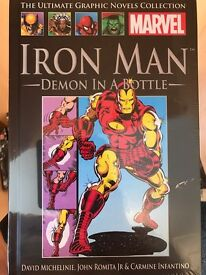 Marvel: The Ultimate Graphic Novels Collection