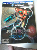 Official Guide for Metroid Prime 2 Echoes for Game Cube