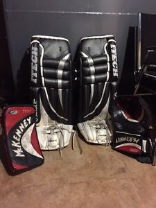 Goalie gear set
