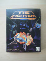 Star Wars – TIE Fighter Box and Floppies
