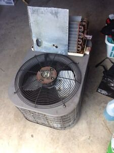 1.5 Ton Air conditioners with coil!!! MUST GO TODAY! Kitchener / Waterloo Kitchener Area image 1