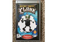 Sony PSP game Secret Agent Clank