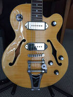 Wildkat Epiphone with Bigsby