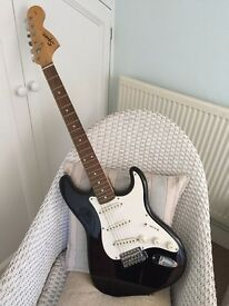 Fender Squire Strat Electric Guitar
