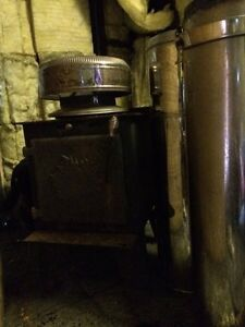 Wood Burning Stove/ accessories