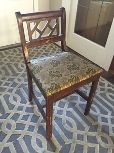 Small Antique Chair