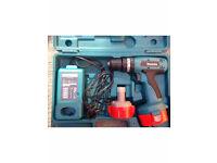 makita 14.4v cordless drill