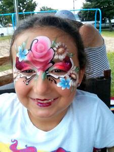 Maquillage artistique pour enfants Saint-Hyacinthe Québec image 2