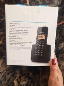 Panasonic cordless trio phone