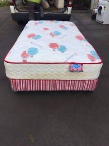 2x comfortable king single size base + mattress , can delivery at Box Hill North Whitehorse Area Preview
