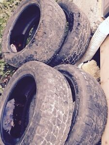 Nitto Terra Grapplers 275/55/20 Kitchener / Waterloo Kitchener Area image 5
