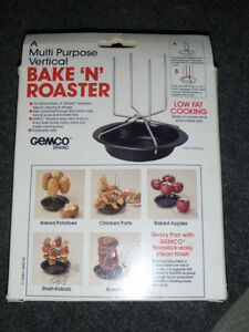 Bake 'N' Roaster for Low Fat Cooking West Island Greater Montréal image 2
