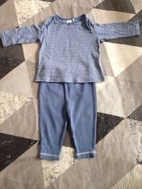 Next boys outfit 3-6months