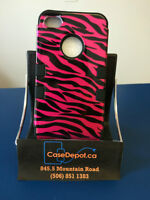 Brand New iPhone 4/4S Pink Zebra - 845.5 Mountain Road CaseDepot