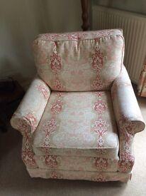 2 Good Quality Arm Chairs