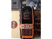 Ip68 mobile phone