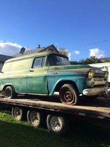 Looking for front fenders for 1958-1959 chev Strathcona County Edmonton Area image 4