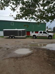 2014 car/toy hauler London Ontario image 1