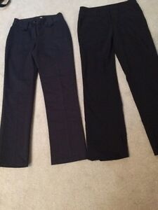 Ladies Dress Pants Sz 00 & 0 Like New Will Fit Youth