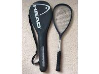 4 squash rackets