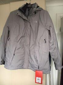 Ladies North Face Jacket XL