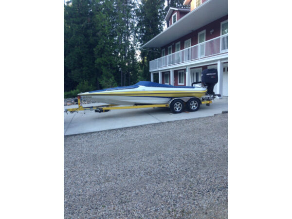 Used 2007 Other Hydro Stream Voyager Open Bow 21'