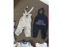 3/6 months boy bundle