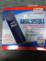 WAHL PRO SERIES RECHARGEABLE PET CLIPPER KIT