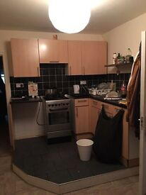 1 bed flat fully furnished top condition