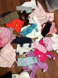 Baby Girl Miscellaneous Items & Clothing