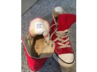 Converse All Star trainers/ankle boot uk size 2