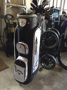 New ladies Callaway golf bag London Ontario image 1