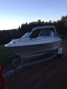 2001 Bayliner Capri 18.5ft bowrider