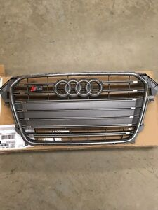 Audi S4 Grille