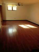 Spacious Unfurnished 2 Bedroom Basement Apartment