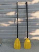 Plastic Boat Oars
