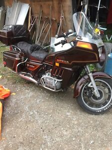 1983 Honda Goldwing GL 1100
