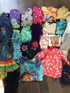 Girls Size 3 Clothing