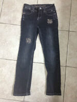 GIRLS JEANS -- JUSTICE, Levi's, Children's Place, Old Navy