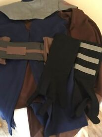 Star Wars dressing up costume age 5-8 years £3 collection from Shepshed. (or can post)