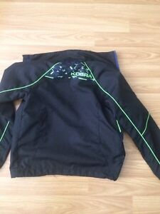 Boys Adidas Spring Jacket/Windsuit coat and Diadora jacket Kitchener / Waterloo Kitchener Area image 6