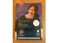 ACCA F5 Performance Management Practice & Revision Kit