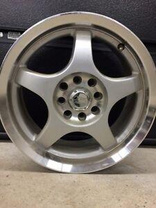 "15"" Ford Fiesta Alloy Rims"