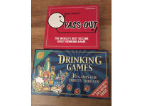 Drinking game board games