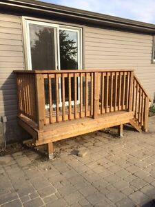 Fall DISCOUNTS/Fence+Deck/Outdoor projects Kitchener / Waterloo Kitchener Area image 4