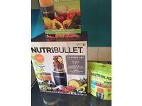 Brand new nutribullet for sale..