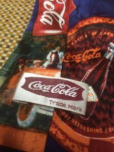 Coca Cola Silk Necktie  Peterborough Peterborough Area image 3