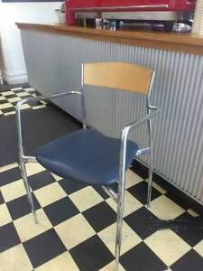 James Richardson Designer Cafe Chairs - COMMERCIAL GRADE Collingwood Yarra Area Preview